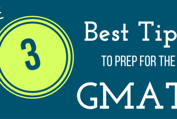 GMAT prep 3 best tips