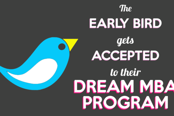 early bird gets accepted