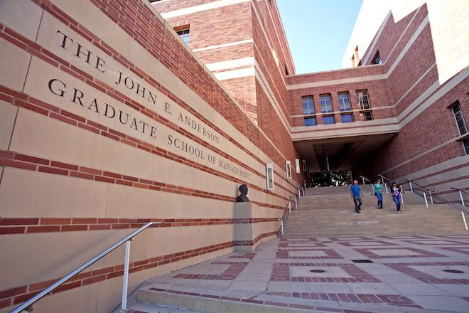 UCLA Anderson MBA Deadlines 2020-2021